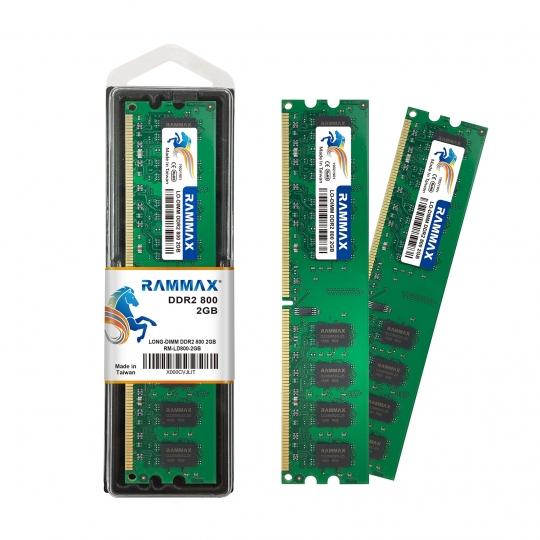 DDR2 LO Dimm 2GB 800MHz ram Desktop