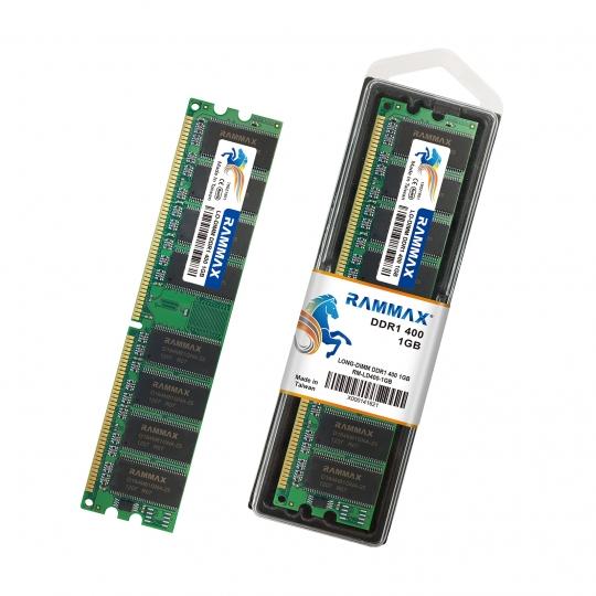 DDR1 LO Dimm 1gb 400MHz Desktop